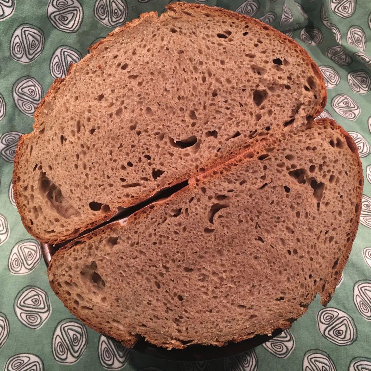 Kasseler of gewoonbrood